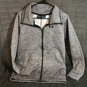 Under Armour Long Sleeve Zip Up Jacket